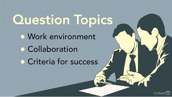 How to respond: What questions do you have?: Master Common Interview Questions