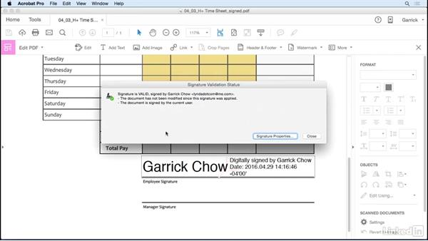 Digitally sign documents: Acrobat DC: Create Forms