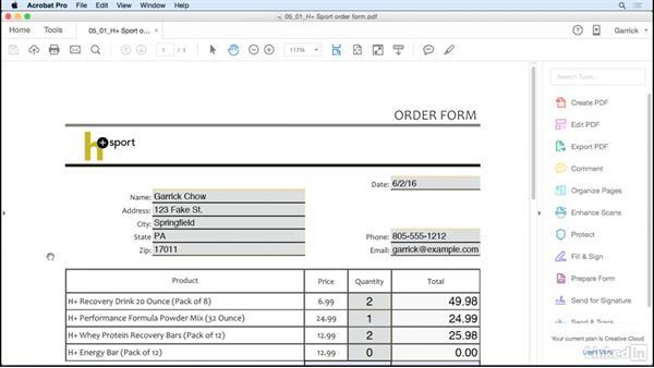 Enable PDF forms for Acrobat Reader: Acrobat DC: Create Forms