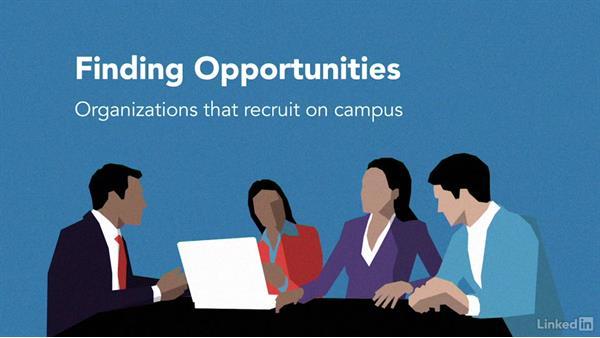 Established programs: How to Turn an Internship into a Job