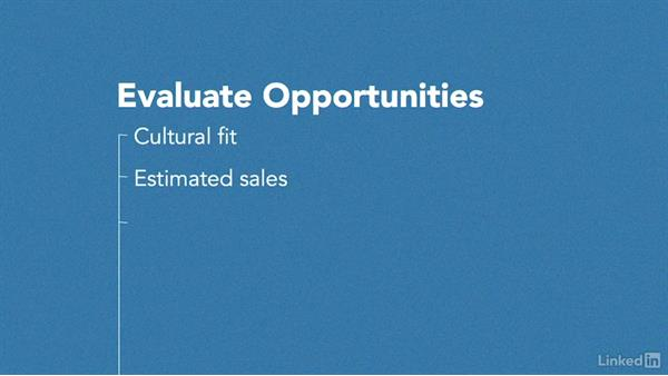 Next steps: Identify Sales Growth Opportunities