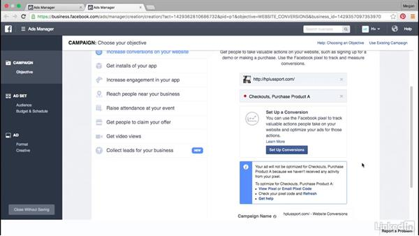 How to optimize for conversions: Advanced Facebook Advertising