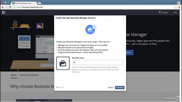 How to set up your business on Facebook: Advanced Facebook Advertising