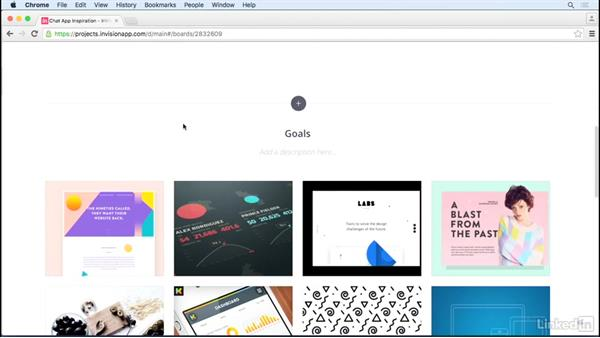 Customizing your board's look and feel: UX Design Tools: InVision