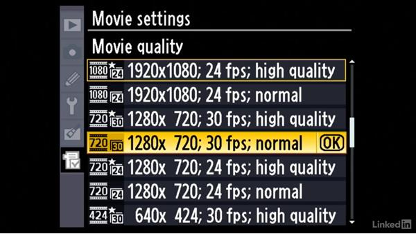 Exploring frame rate choices: DSLR Video Tips: Technical Knowledge
