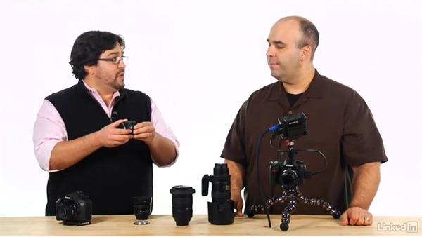 Adjusting aperture: DSLR Video Tips: Technical Knowledge