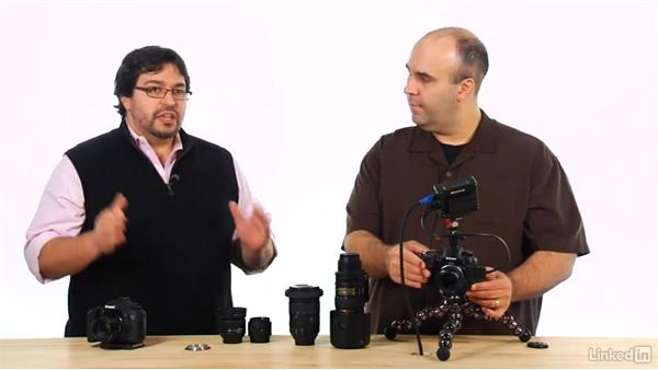 Adjusting ISO: DSLR Video Tips: Technical Knowledge