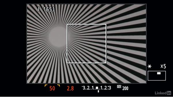 Using a target: DSLR Video Tips: Technical Knowledge