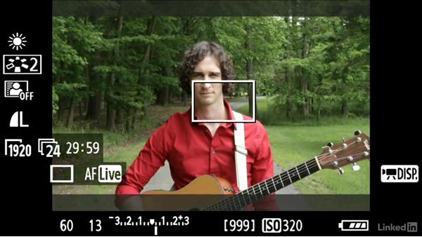 Achieving critical focus: DSLR Video Tips: Technical Knowledge