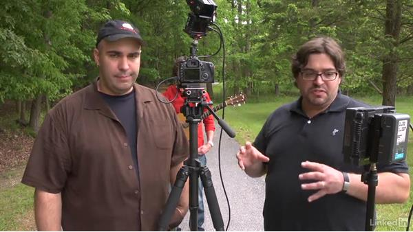 Using autofocus before the shot: DSLR Video Tips: Technical Knowledge