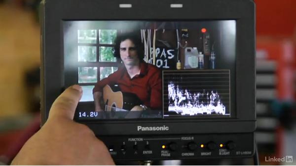 Reading a waveform monitor: DSLR Video Tips: Technical Knowledge