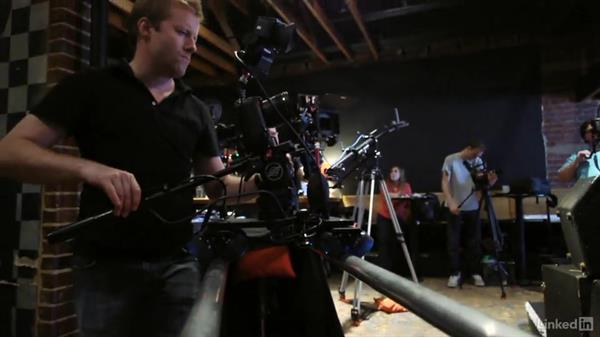 Positioning the cameras: DSLR Video Tips: Technical Knowledge