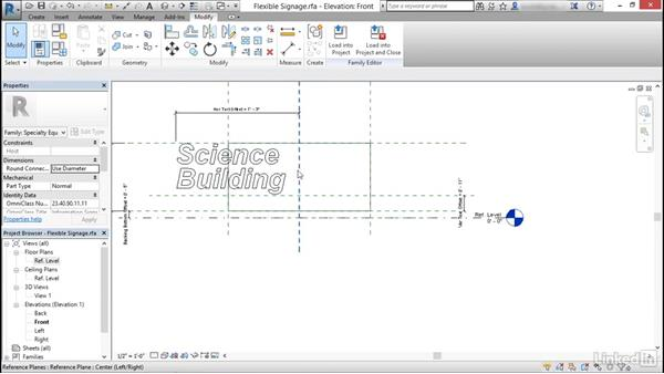 Scalable signs: Revit: Create Signage Plans