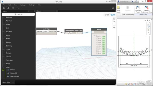 Use Dynamo to process signage text: Revit: Create Signage Plans