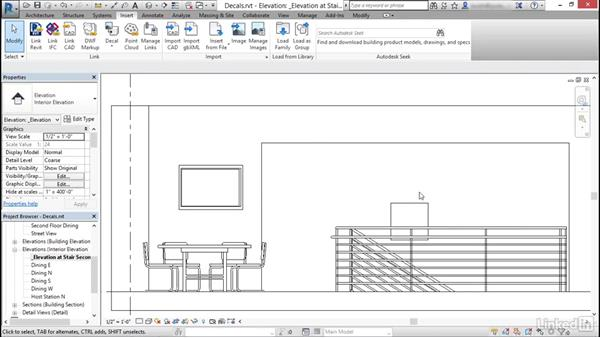 Use decals: Revit: Create Signage Plans