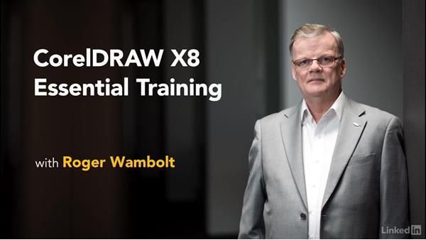 Next Steps: CorelDRAW X8 Essential Training