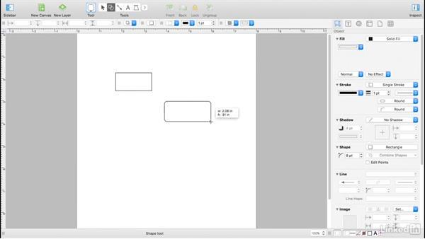 Shapes: UX Design Tools: OmniGraffle 6