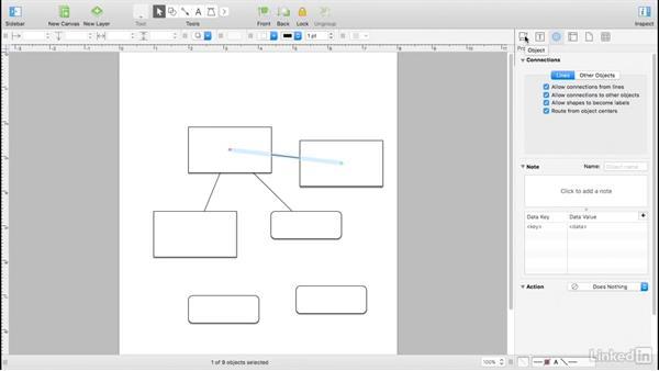 Lines: UX Design Tools: OmniGraffle 6