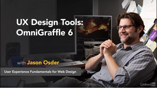 Goodbye: UX Design Tools: OmniGraffle 6