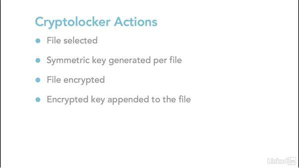 Understanding CryptoLocker: Ethical Hacking: Denial of Service