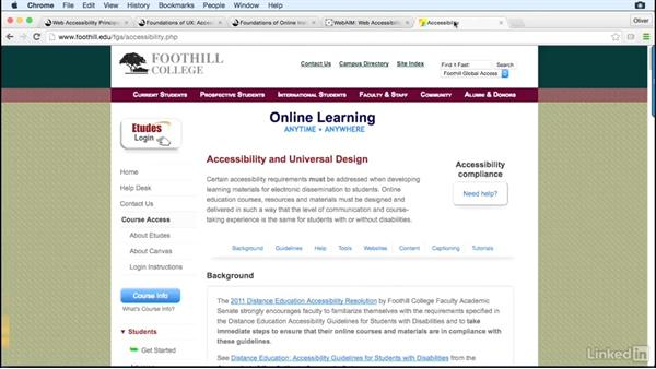 Next steps: How to Make Accessible Learning