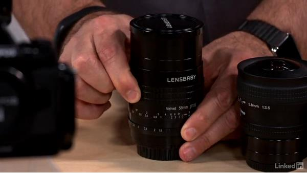 Using third-party lenses: Olympus OM-D Cameras: Tips and Techniques