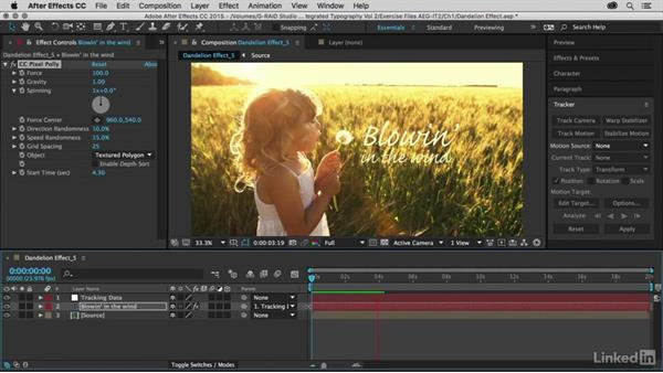 Welcome: After Effects Guru: Integrating Type into Video Volume 2