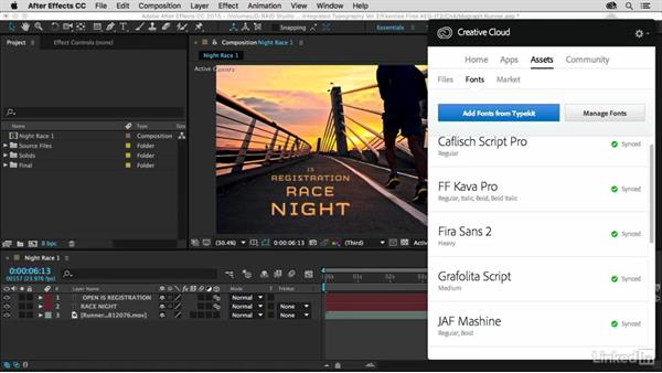 Examining the footage and planning the animation: After Effects Guru: Integrating Type into Video Volume 2