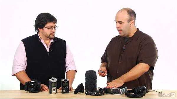 You call this a mic?: DSLR Video Tips: Audio