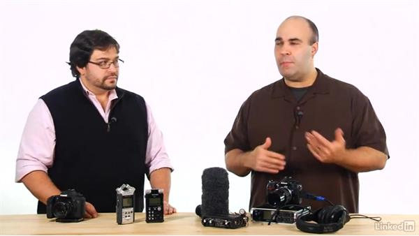 The impact of auto gain control: DSLR Video Tips: Audio