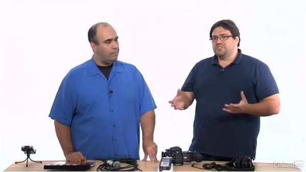 Monitoring sound: DSLR Video Tips: Audio