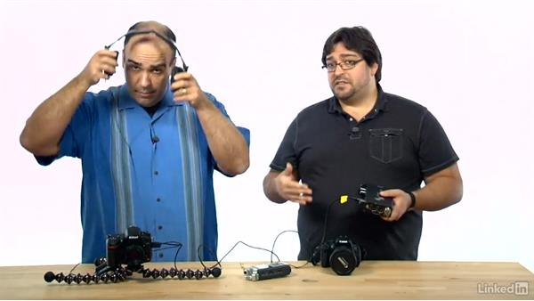 Microphone preamps: DSLR Video Tips: Audio