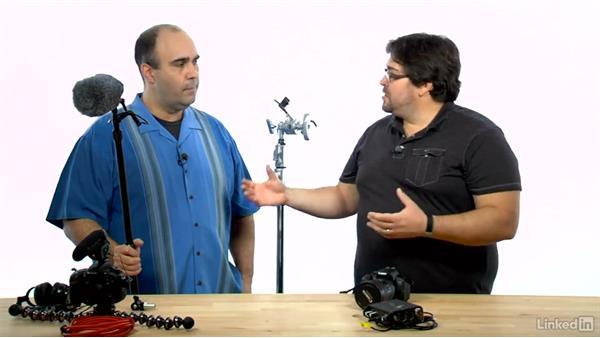 Boom mic: DSLR Video Tips: Audio