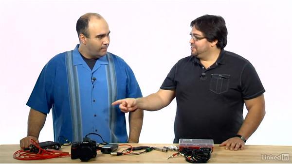 Adapting audio: DSLR Video Tips: Audio