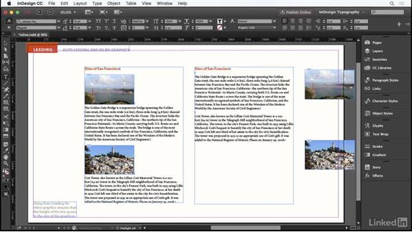 Auto-leading and inline graphics: InDesign Typography Part 1