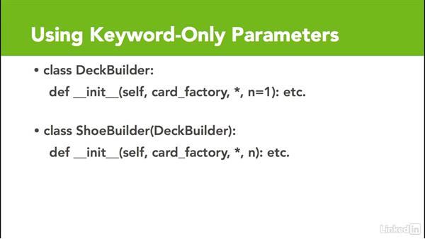 Default values for parameters: S.O.L.I.D. Programming Principles