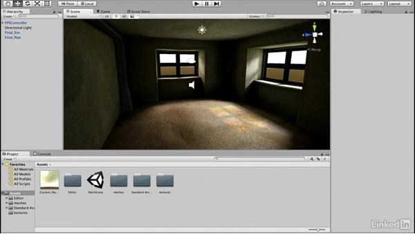 Moving forward: Blender: Interior Environments for Games