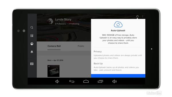 Do you need 1TB of free storage?: Flickr Mobile: Photo Sharing Anywhere