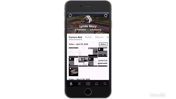 Adjust privacy and safety settings: Flickr Mobile: Photo Sharing Anywhere