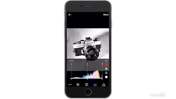 Work with Flickr's built-in camera: Flickr Mobile: Photo Sharing Anywhere