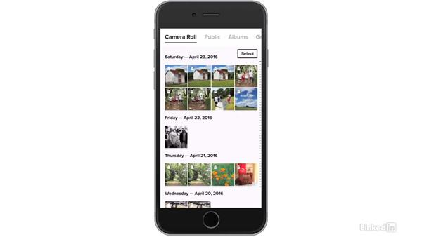 Quick preview: iOS: Flickr Mobile: Photo Sharing Anywhere