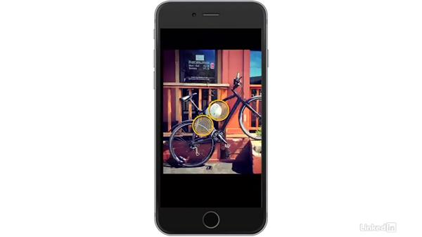 Double tap to magnify a picture: Flickr Mobile: Photo Sharing Anywhere