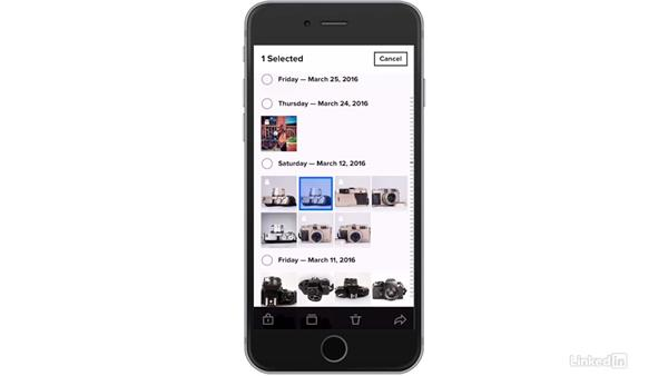 Delete a photo that you've uploaded: Flickr Mobile: Photo Sharing Anywhere