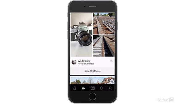 Use 3D Touch with friends: iOS: Flickr Mobile: Photo Sharing Anywhere