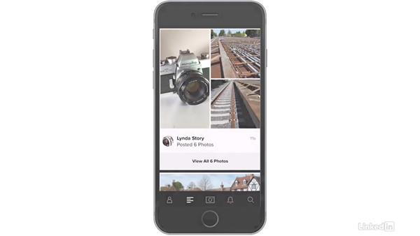 Favorite and comment on an image: Flickr Mobile: Photo Sharing Anywhere