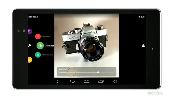 Editing tools overview: Android: Flickr Mobile: Photo Sharing Anywhere