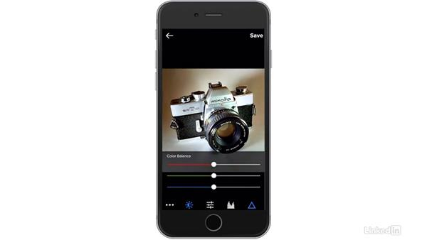Color balance a photo: Flickr Mobile: Photo Sharing Anywhere