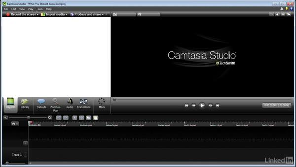 Before watching this course: Learn Camtasia: Advanced Techniques