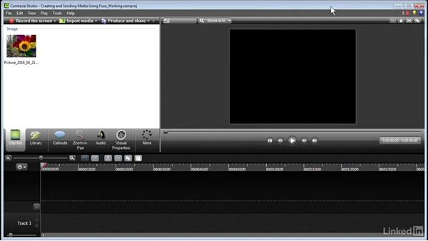Going mobile with Fuse: Learn Camtasia: Advanced Techniques