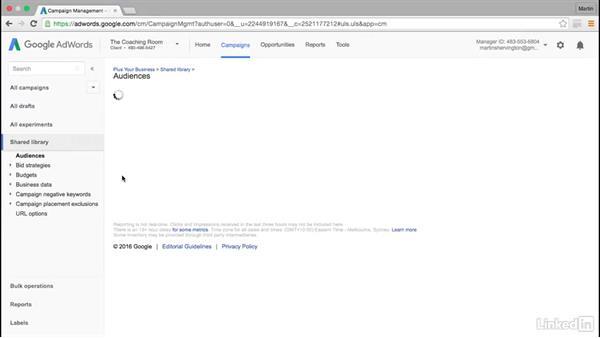 Remarketing lists for search ads (RLSA): Intermediate Google AdWords